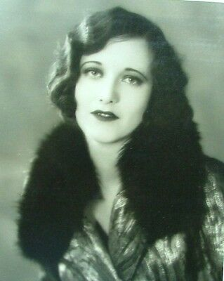 Joan Crawford Original 8X10 Glossy Photo