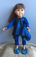 Doll Clothes - Fancy Tunic and Capris