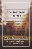 Meditation and Self-Inquiry Group!