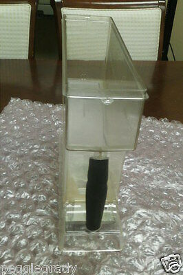 Used Bunn Coffee Grinder Hopper Assembly 36845.0000 Without Lid