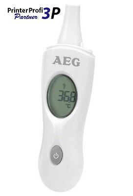 AEG FT 4925 Fieberthermometer Infrarot-Thermometer Ohrthermometer Stirn | NEU