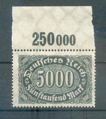 Gebraucht, DR-Infla 256d OBERRAND**POSTFRISCH BPP 70EUR (70158 gebraucht kaufen  Versand nach Austria