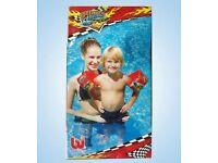 Bestway Speedway Friends Swimming Armbands Ages 3-6 Brand New