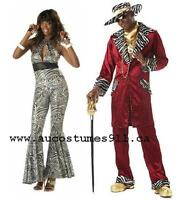 PARTY DISCO AVEC LE BOOGIE WONDERBAND - LOCATION DE COSTUMES