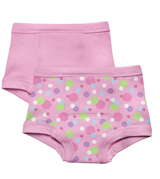 new 2 pk girl s 3t washable