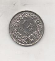 Moneta Svizzera / Switzerland / Helvetia 1 Fr. 1968 (2) -  - ebay.it