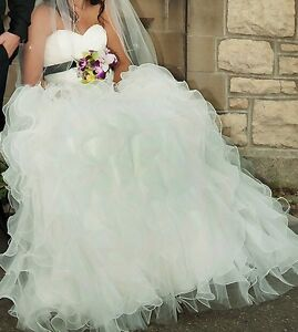 Size 10 Alfred Angelo wedding dress