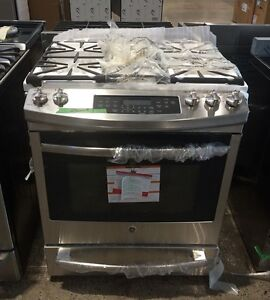 30'' Stainless Stove, GAS, Convection