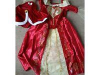 Belle dress up