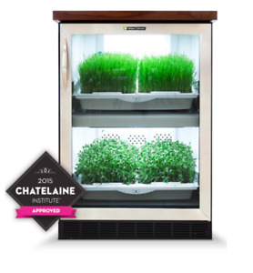 Urban Cultivator unit: grows greens, herbs, salad mix, and more!