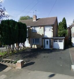 REGIONAL HOMES ARE PLEASED TO OFFER 3 BEDROOMS SEMI DETACHED, ROSEDENE DRIVE, HANDSWORTH WOOD!!