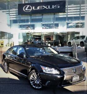 2015 Lexus LS 460 TECHNOLOGY PACKAGE Navigation Backup CAM