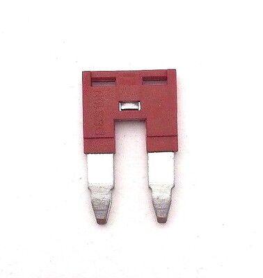 Din Rail Terminal Block Jumpers 10 Quantity Dss10n-02p Dinkle 6 Awg 2 Pole Dk10n