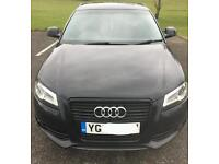 Audi a3 s3 rs3 led drl xenon headlights complete brand new