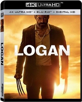 Logan 4K Uhd 4K  Used  Blu Ray Only Disc Please Read