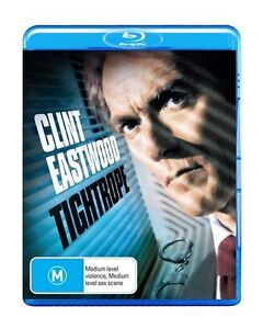 Tightrope (1984) Clint Eastwood, Genevieve Bujold - NEW - Blu-Ray