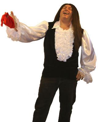 Meatloaf/Tom Jones DEAD RINGER fancy dress outfit ALL SIZES/PLUS SIZES](Tom Jones Fancy Dress Costume)