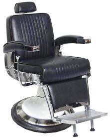 Classic Retro Barber Chairs