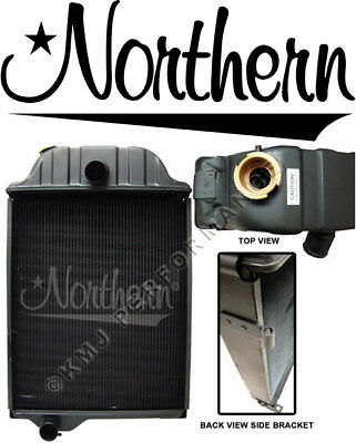 Northern 219553 John Deere 3020 Tractor 3 Row Radiator R34457 Ar46016 Ar40831