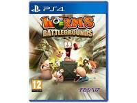 Worms battlegrounds ps4