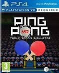 VR Ping Pong (PSVR Required) (Playstation 4)