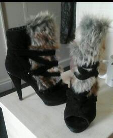 Furr heels