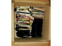 """Vinyl 300+ records 7"""""""