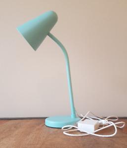Table/Desk Lamp - Green