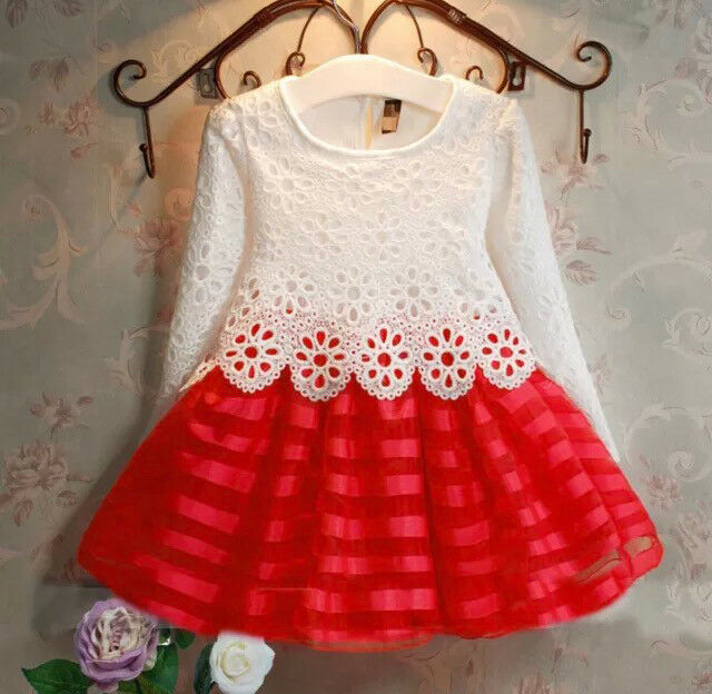 New!! Beautiful Christmas Dress