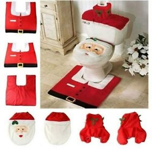 Santa Claus bathroom set brand new