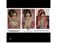 Shamima Khan certified makeup artist also Hijab stylist taking bookings based in West Midland areas