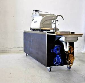 Bespoke coffee cart, custom trailer, amazing business opportunity Sorrento Joondalup Area Preview