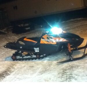 2007 Arctic cat crossfire 800