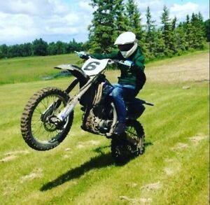 Looking for a Yz250f engine