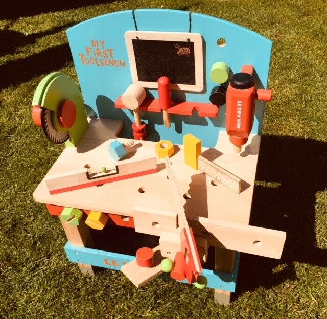 Astonishing Le Toy Van Pretend Play My First Workbench Wooden In Poole Dorset Gumtree Gamerscity Chair Design For Home Gamerscityorg