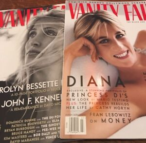 Collectable Vanity Fair Magazines