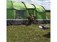 Lovely family high gear kalahari 8 tent
