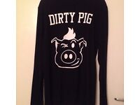 The Janoskians Dirty Pig Squad Top