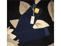 Navy Denim & Co Skinny Jeans Size 6 Brand New