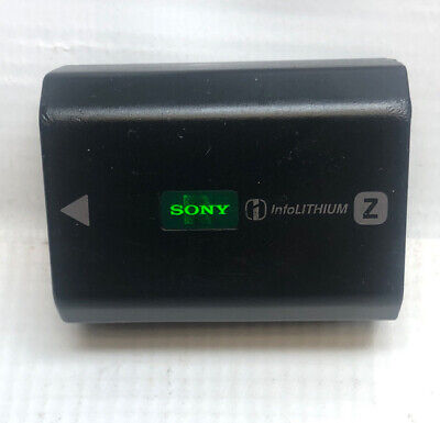 Sony Np-fz100 Rechargeable Lithium-ion Battery (2280mah) Authentic Sony Brand
