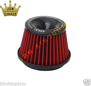 Apexi Style Power Intake Air Filter JDM Universal Race Drag Street Daily Cold