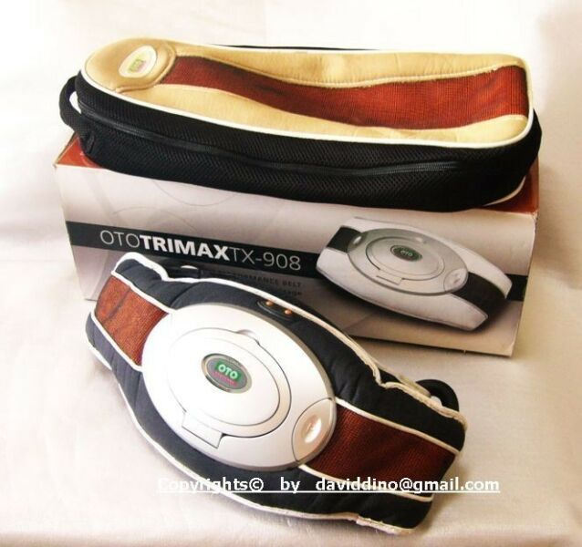 ~~~PorTaBLe OtoTriMax MassaGer/ TuMMy TriMMer/ (Used) $188~~~