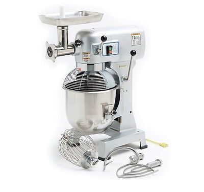 Hebvest Sm20hd 20-qt Commercial Stand Mixer