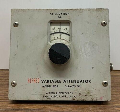 Alfred Variable Attenuator Model