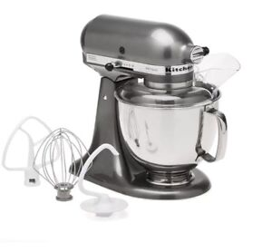 KitchenAid 5-Quart Tilt-Head Stand Mixer Liquid Graphite $349