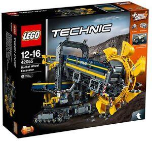 Lego Technic Bucket Wheel Excavator - 42055 Edmonton Edmonton Area image 1