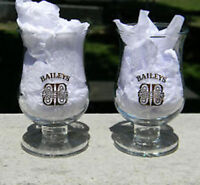 Bailey Irish Creme set of 6 shot glasses