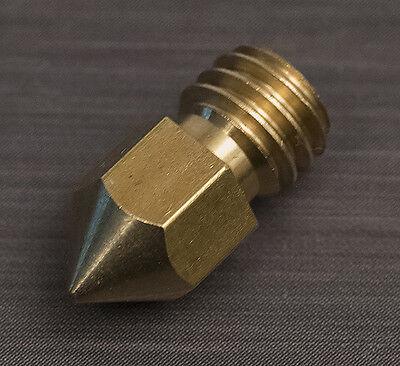 0.4mm Extruder Nozzle Print Head Makerbot Craftbot Mk8 3d Printer Hot End Gsp