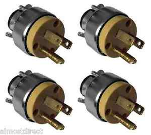 extension cord replacement plug   ebay replacement electrical plug wiring