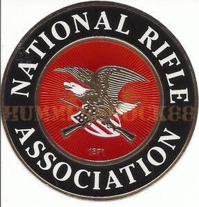 Official-NRA-Mylar-Decal-National-Rifle-Association-Window-Bumper-Sticker